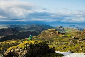 Yeti SB4.5C en Islande... Paysages de dingue!